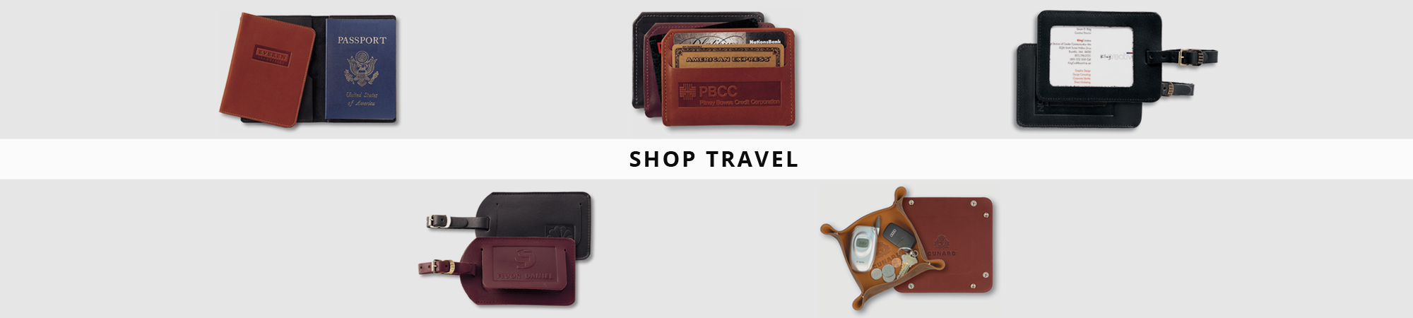 Travel & Passport Cases